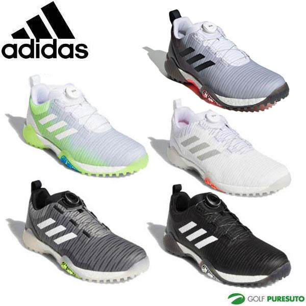 2020年モデル adidas CODECHAOS BOA LO GOLF SHOES 靴 FV2521 FV2522 FV2523 オンラインショッピング FV2524 ゴルフシューズ アディダスゴルフ コードカオス 2E相当 KXJ34 FY0675 スパイクレス 特価キャンペーン ロウ ボア
