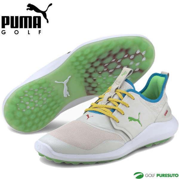 2020年秋冬モデル PUMA GOLF プーマ ゴルフシューズ イグナイト NXT ロブスター ポット スパイクレス シューズ 194084 3E相当