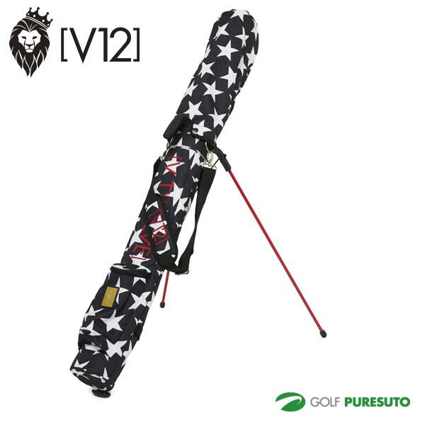 2020年モデル V12 ヴィトゥエルブ SELF BAG セルフスタンドバッグ V12 V122021-SC01 BLACK STARDUST SELF BAG ブラック スターダスト セルフ バッグ