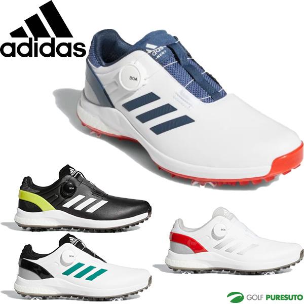2021年モデル adidas EQT BOA 靴 アディダスゴルフ 新作製品 世界最高品質人気 ゴルフシューズ 祝日 FW6268 3E相当 FX6639 FW6267 KZK48 FW6265 EQTボア