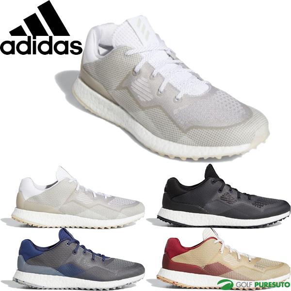 adidas CROSSKNIT DPR GOLF SHOES EE9129 EE9130 EE9132 EF5746 靴 格安激安 スパイクレス ゴルフシューズ ゴルフ 送料0円 紐タイプ EPC24 2E相当 メンズ アディダス クロスニット