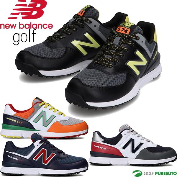 2021年春夏発売 ニューカラー New Balance Golf 靴 メンズ レディース ユニセックス 大きいサイズ 交換無料 ゴルフシューズ 紐タイプ D相当 新作送料無料 ニューバランス スパイクレス UGS574