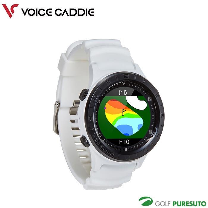 11段階のグリーンアンジュレーションでもっと正確に! ボイスキャディ A2 腕時計型 GPS ナビ VOICE CADDIE シンプル機能