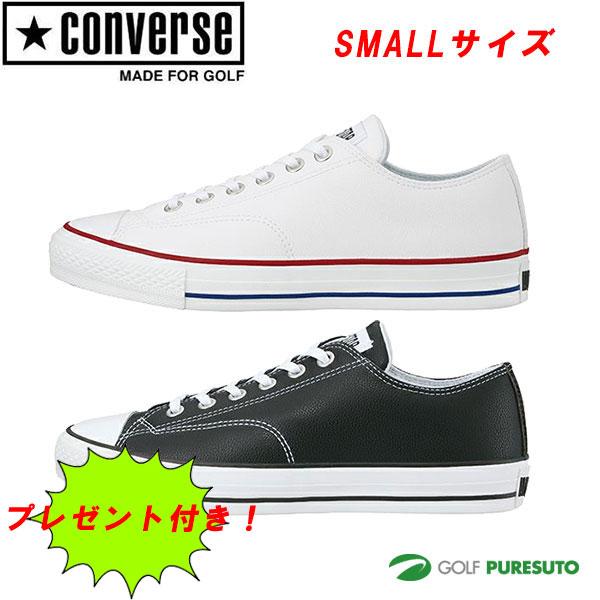 2020年モデル converse made for golf 靴 大人気 メンズ レディース ユニセックス コンバース OX STAR SEAL限定商品 33500041 オールスター ゴルフシューズ スパイクレス GF 33500040 ALL