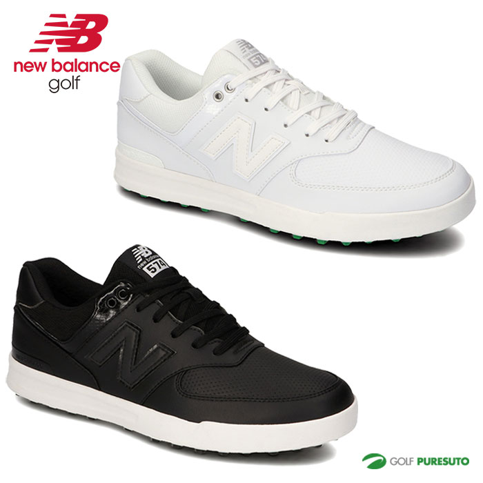 2021年秋冬モデル New 2020秋冬新作 Balance Golf ゴルフシューズ 靴 メンズ D相当 UGC574 レディース ニューバランス 爆買い送料無料 スパイクレス ユニセックス 紐タイプ