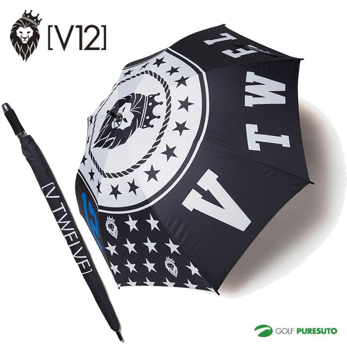 2021年モデル ヴィトゥエルブ 雨傘 日傘 大きめサイズ 市場 V12 PINO セール特別価格 PARASOL ゴルフ パラソル 傘 スポーツ 試合観戦 ラウンド 軽量 晴雨兼用 大きいサイズ UVカット V122121-AC17