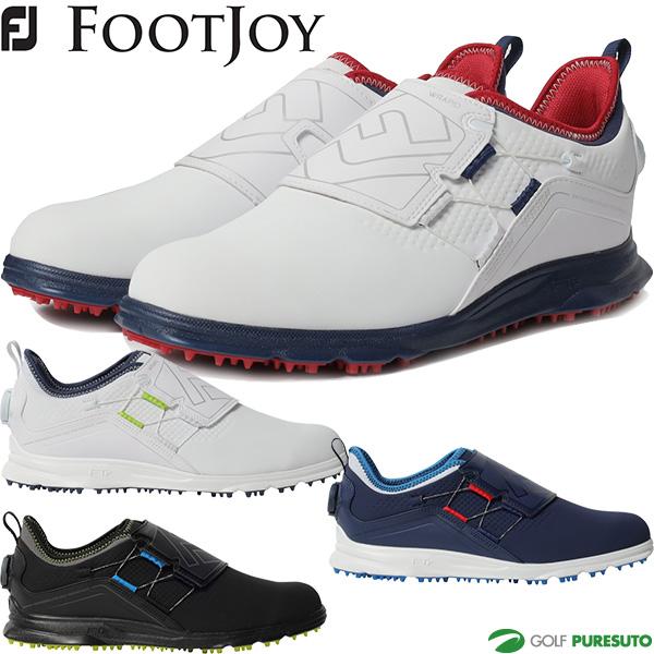 2021年秋冬モデル Footjoy SUPERLITES XP Spikeless BOA ついに入荷 ボア フットジョイ 58095 1着でも送料無料 メンズ スーパーライトXP ゴルフシューズ スパイクレス 58098 58099 58033