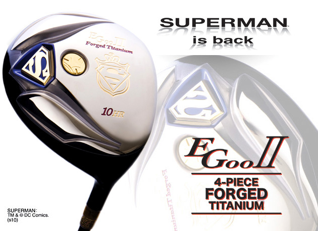 PROTEC superman EG00II HR driver [high repulsion model] BigBlue shaft (product made in graphite design company)