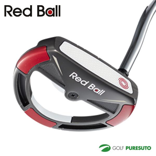 【即納!】オデッセイ レッドボール パター[日本仕様][odyssey RED BALL]【あす楽対応】