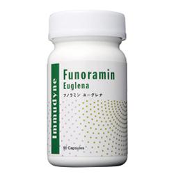 フノラミン ユーグレナ 90粒 Funoramin Euglena Immudyne イムダイン 健康 サプリメント