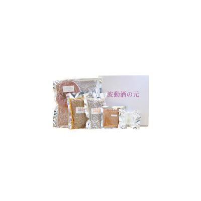 【アーデンモア】健酒の元 快 / KAI 5L 漬替用(レフィル)セット スッポン、イラブー、アメリカジンセン、イチョウ葉、霊芝、黒糖、クマザサ、チャーガ、ショウガ