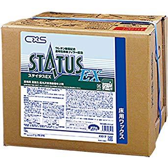 【送料無料】 ジョンソン  ステイタスEX18L(1缶)