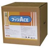 清掃用品・ 床用ワックス・業務用・プロ用 万立(白馬)樹脂ワックス フッソ ACE 18L