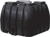 【送料無料】【スイコー】 貯水槽 SLTタンク(スーパーローリータンク) 500L [SLT-500] 【black】
