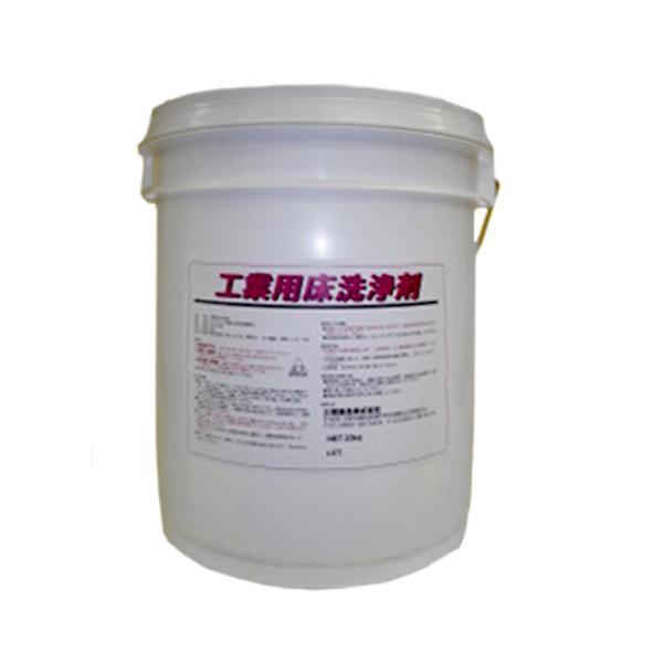 床用洗剤 工業用床用洗浄剤18L 1缶 送料無料 (環境配慮型床用動植物油脂洗浄剤)
