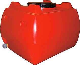 ホームローリー 300L 赤色 (雨水タンク) 【貯水槽・貯水タンク】 【スイコー】