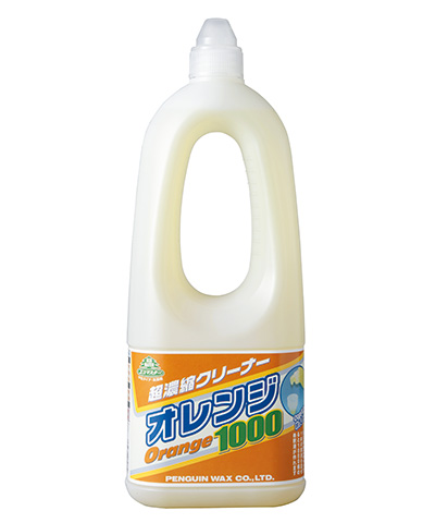 【送料無料】 ペンギン オレンジ1000 (800ml×12本/ケース) 【業務用 超濃縮中性洗剤  1000倍希釈】