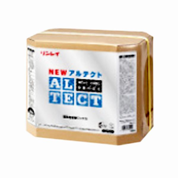 【送料無料】 リンレイ NEWアルテクト (18L/1箱) (リンレイ病院用ワックス)耐アルコール性特化病院用樹脂ワックス