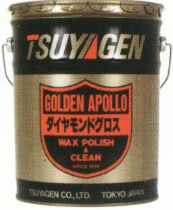 床用ワックス つやげん ダイヤモンドグロス18L(1缶)