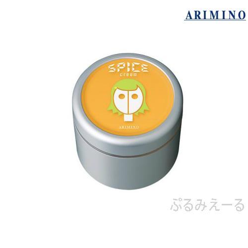 信託 ヘアデザインをつくる クリームタイプのメイクアップ 待望 スタイリング アリミノ ソフトワックス スパイスクリーム 100