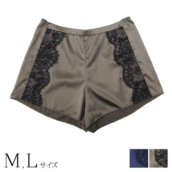 92a82bc40aa2 Clematis tap pants separately (M L Brown Navy underwear 下着 wraps his female  lingerie sexy nighty ...