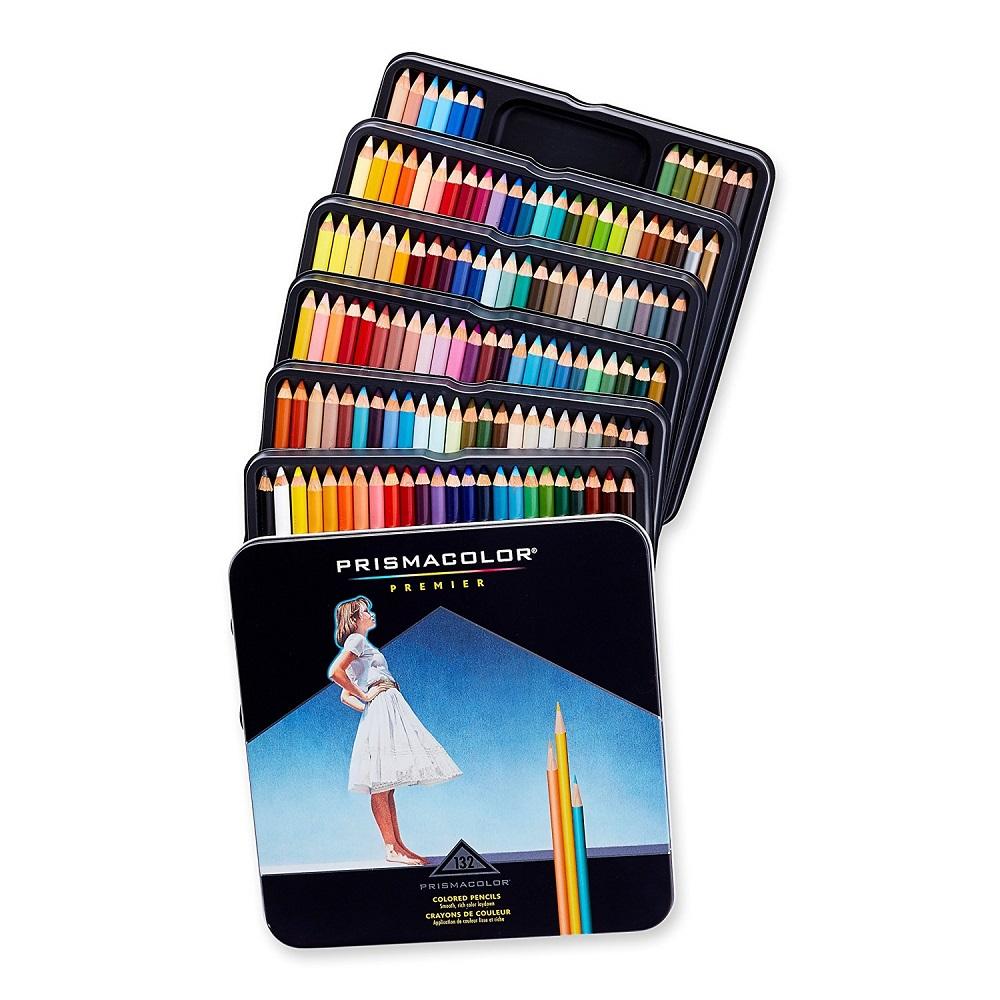色鉛筆 プリズマカラー 132色セット【並行輸入品】