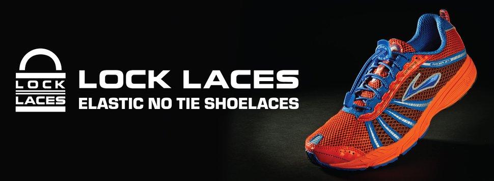Lock Laces ロックレース 弾性靴ひも 高速ひも固定システム 並行輸入品
