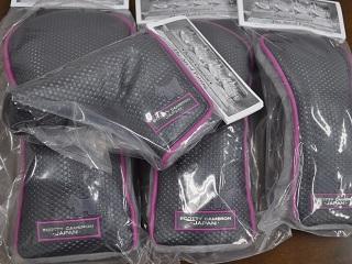送料無料 ゴルフ GOLF ゴルフ用品 入手困難 レアもの 海外モデル 限定モデル  【即納】【あす楽対応】★スコッティーキャメロン ヘッドカバーセット CAMERON 2014年モデル SCOTTY DOG BLACK SHADOW HEADCOVERS SET PINK 100647-50