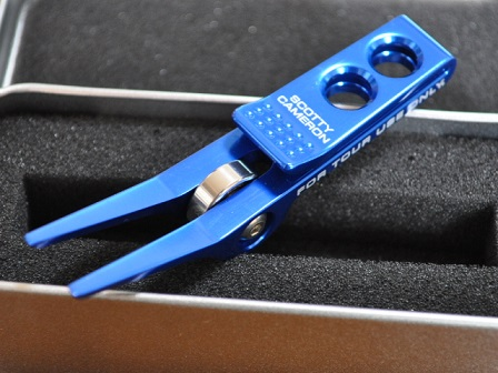 【即納】【あす楽対応】スコッティキャメロン ハイローラーピボットツール ブルー SCOTTY CAMERON HIGH ROLLER CLIP PIVOT TOOL FTUO TURBO BLUE 101805