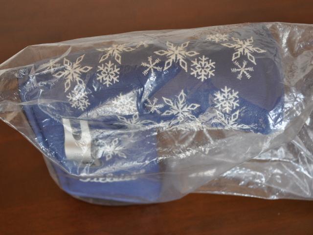 【即納】【あす楽対応】★スコッティーキャメロン ヘッドカバー 2003年モデル SCOTTY CAMERON 2003年モデル SNOW FLAKES BLUE HEADCOVER