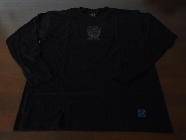 【即納】【あす楽対応】スコッティキャメロン スニーキィティキ Tシャツ ブラック M SCOTTY CAMERON 2018 SNEAKY TIKI T-SHIRT L/S BLACK MEDIUM 101974