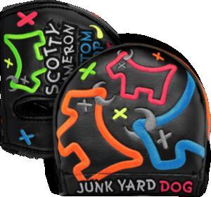 【即納】【あす楽対応】キャメロン ネオンジャンクヤードドッグ ブラック ミッドラウンド SCOTTY CAMERON 2019 CUSTOM SHOP NEON JUNK YARD DOG MID ROUND HC BLACK