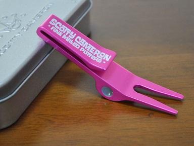 【即納】【あす楽対応】スコッティキャメロン ピボットツール エンドレスサマー ピンク SCOTTY CAMERON ENDLESS SUMMER CLIP PIVOT TOOL PINK 101714