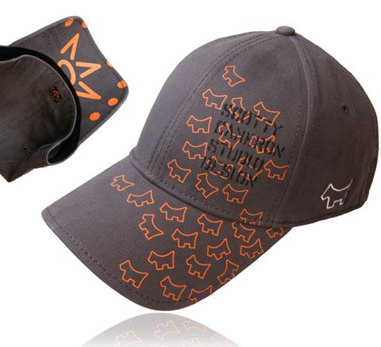 【即納】【あす楽対応】スコッティキャメロン スコッティドッググラフィティ キャップ グレー M/L SCOTTY CAMERON 2008 SCOTTY DOG GRAFITY CAP GRAY M/L 96024