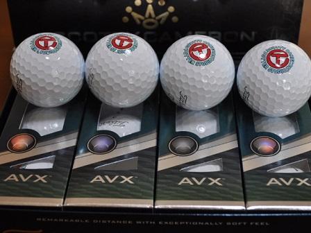 【即納】【あす楽対応】スコッティキャメロン サークルT AVX ゴルフボール SCOTTY CAMERON 2019 CIRCLE T AVX BALL 101091