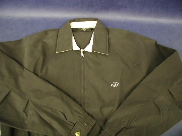【即納】【あす楽対応】★スコッティーキャメロン アウター ジャケット SCOTTY CAMERON TOUR JACKET BLACK SMALL
