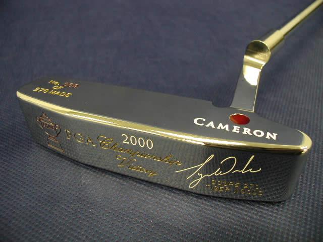 【即納】【あす楽対応】★スコッティーキャメロン パター ビクトリー SCOTTY CAMERON 2000 PGA CHAMPIONSHIP VICTORY TIGER WOODS GSS