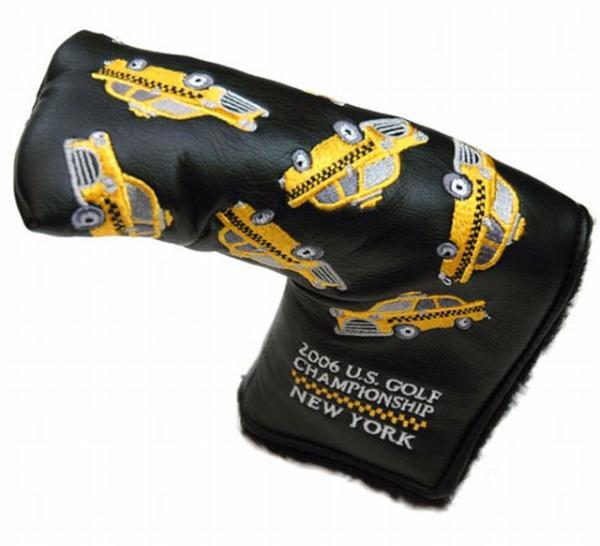 【即納】【あす楽対応】★スコッティキャメロン 全米オープン イエロータクシー ヘッドカバー SCOTTY CAMERON 2006 US OPEN YELLOW CAB HEADCOVER 63300