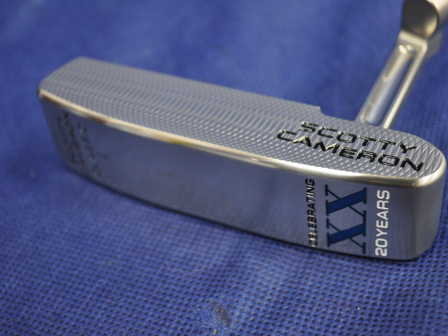 ★ Scotty Cameron putter tour SCOTTY CAMERON CLASSIC I 20TH ANNIVERSARY