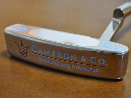 海外ブランド  【即納】【 CAMRON&CO】スコッティキャメロン STARLING STAINLESS キャメロン&カンパニー スターリング&ステンレス ニューポート SCOTTY CAMERON CAMRON&CO NEWPORT STARLING STAINLESS NEWPORT 34.5
