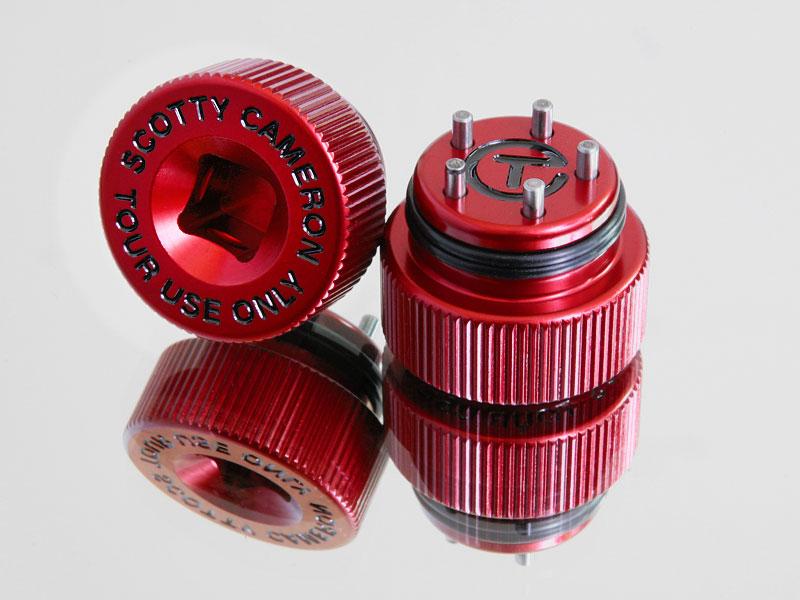 【即納】【あす楽対応】★スコッティキャメロン サークルT ウェイトレンチツール レッド SCOTTY CAMERON CIRCLE T WEIGHT WRENCH TOOL BRIGHT DIP RED 99603