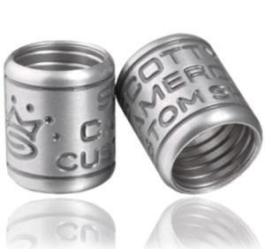 【即納】【あす楽対応】★スコッティキャメロン シャフトリング SCOTTY CAMERON 2012年モデル CUSTOM SHOP SHAFT RING SILVER SR201201