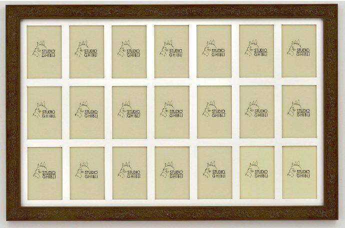 【あす楽】ジグソーパネル専用 ポスターコレクションミニパズル専用フレーム(31015005) エンスカイ 梱60cm t100