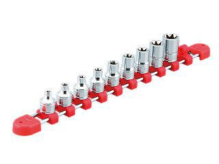 【KTC工具】9.5sq E型トルクスレンチセット(9コ組)TB3E09 送料無料