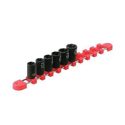 【KTC工具】 3/8 9.5sq ツイストソケットセット (ミリ6点: 12mm~17mm) / TB3TW06 送料無料