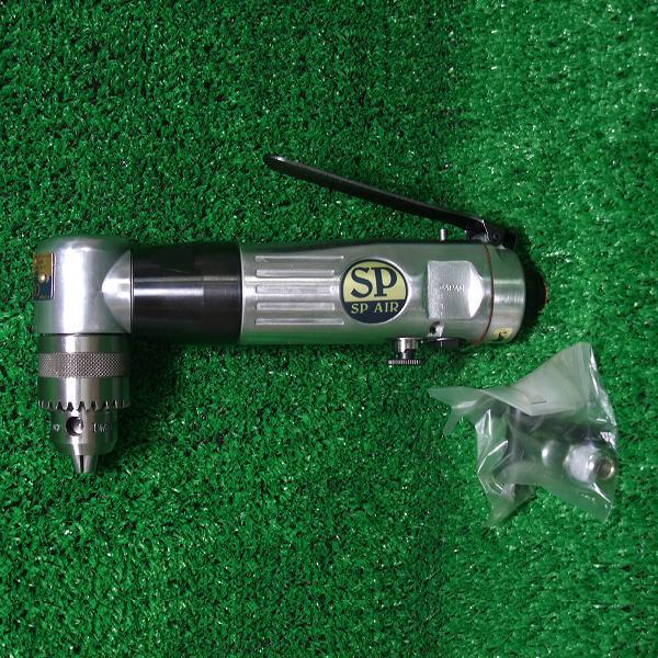 正逆回転機構付 【SP AIR】 10mm用アングルヘッドドリル / SP1510AH (SP-1510AH) 送料無料