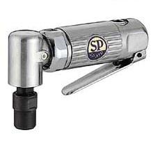 90°アングルタイプの高速ダイグラインダー 【SP AIR エスピーエアー】 ダイグラインダー 6mm コレット / SP1200AH (SP-1200AH) 送料無料