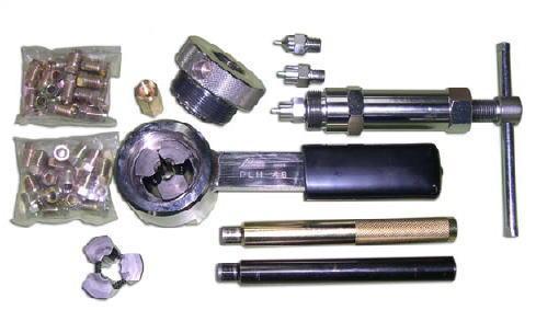 【ハスコー】 パイプフレアー 4.8型 (油圧式/簡易セット) / PLH-48A 送料無料