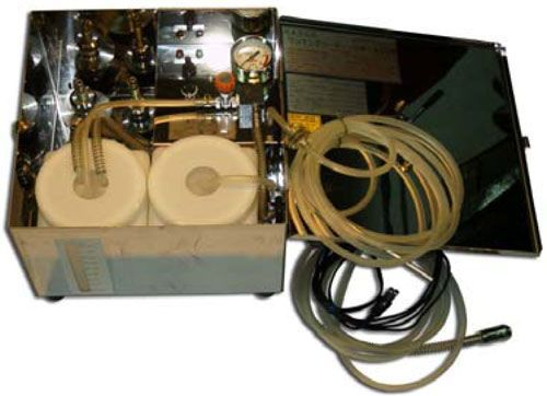 HASCO ハスコー 加圧(圧送)式ワンマンブリーダー(小型車用) OM-35W 送料無料