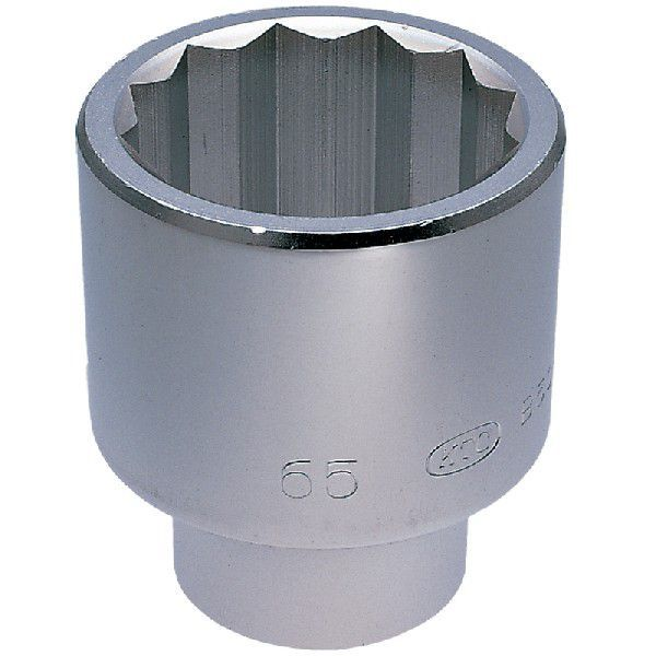 【KTC工具】 25.4sq ソケット (12角: 67mm ) / B50-67 送料無料